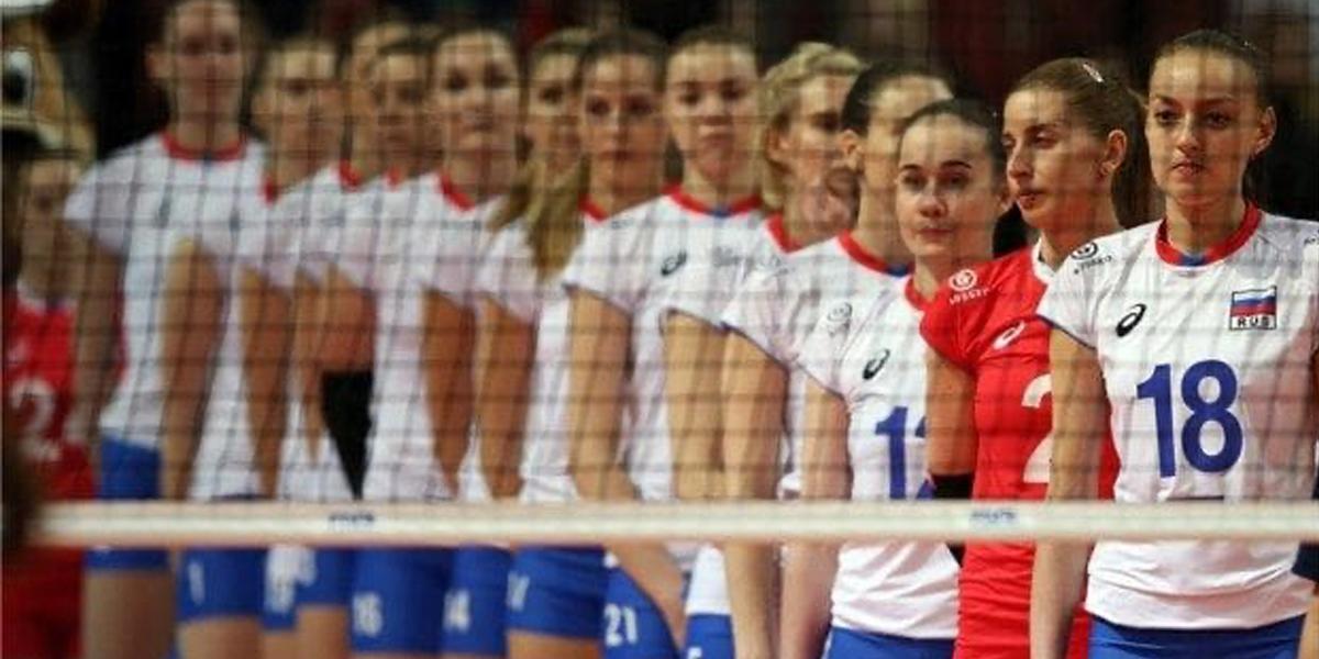 รัสเซีย สุดแกร่ง คว้าแชมป์ วอลเลย์บอล ยู20