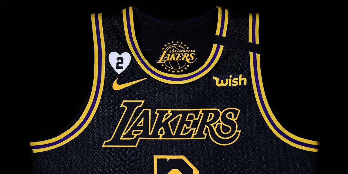 Black Mamba ชุดดำนำชัยของทีม LA Lakers