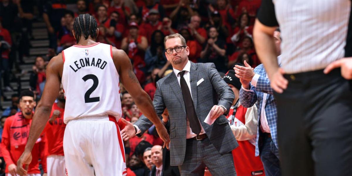 นิค เนิร์ส ยอดโค้ชประจำปี 2019-20 ของ NBA