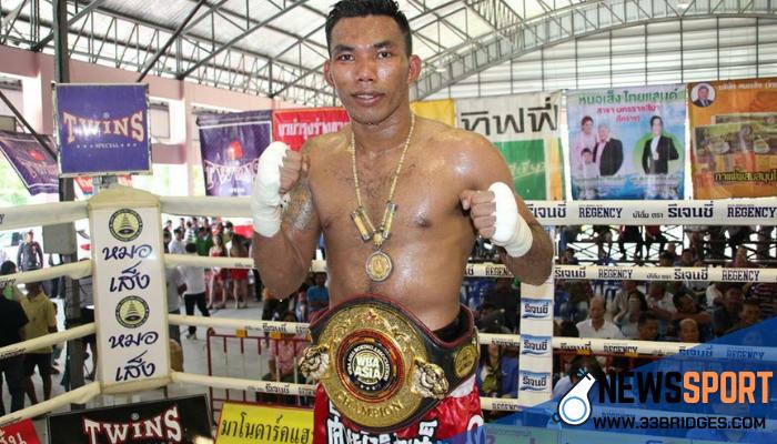 ถิรชัย ศิษย์หมอเส็ง เตรียมชกกับ คนตัวลาย เจเอ็ม บ็อกซิ่งยิม วันที่ 19 ธันวาคมนี้ รายการ The Fighter Wolrd Boxing ช่องไทยรัฐทีวี